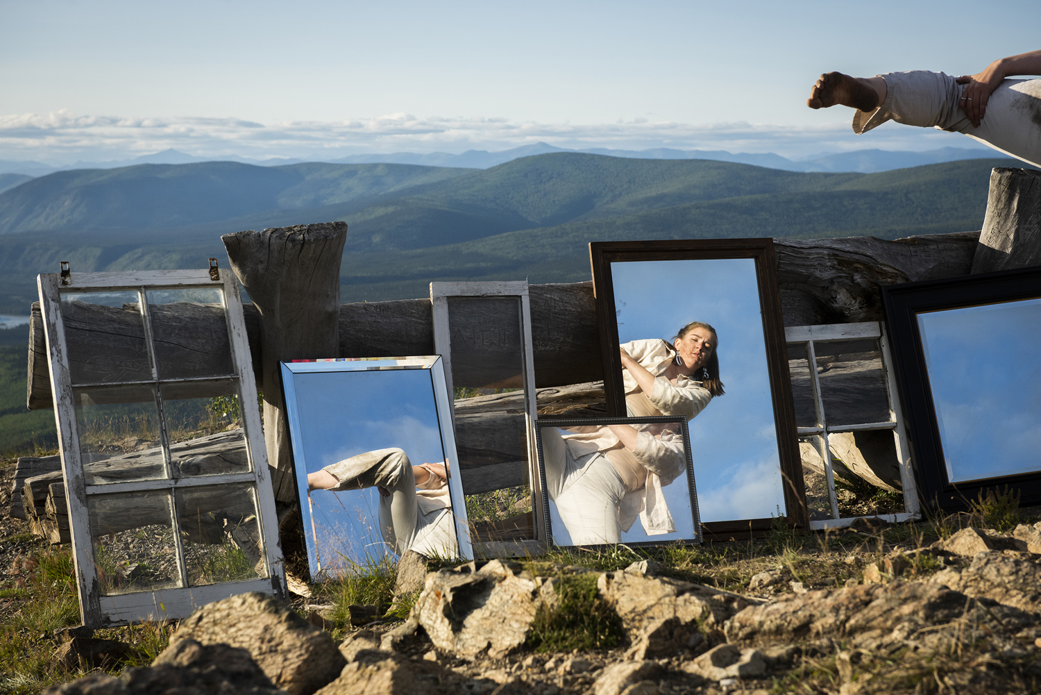 Frame of Reference by Sadie Segriff